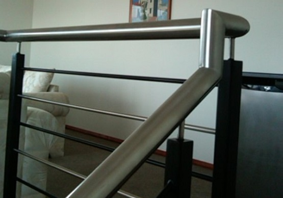 Steel Handrail Gallery