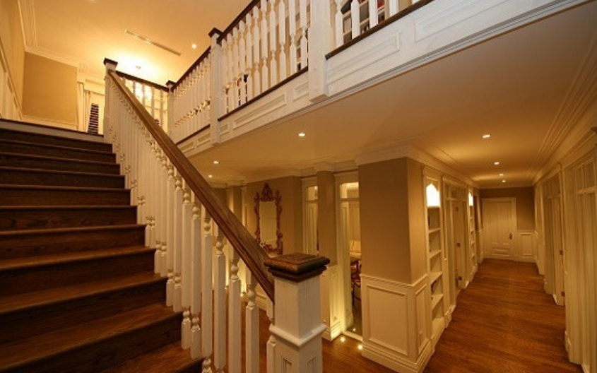 what are the benefits of installing timber staircase