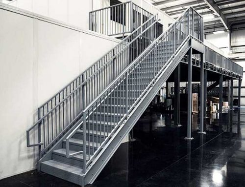 Steel stairs and installation in Perth